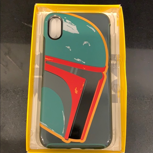 best website 9862c 3f6c8 Otterbox Symmetry Series- Star Wars NWT